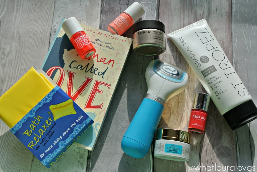 Pamper Night Products